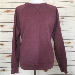 Champion Crewneck Sweatshirt Plum Purple NWOT